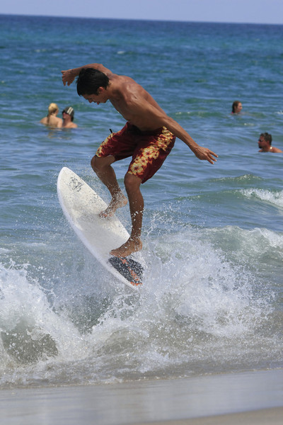 Boca Raton FL Beach Skim Boarding July 4th 2007 (56)