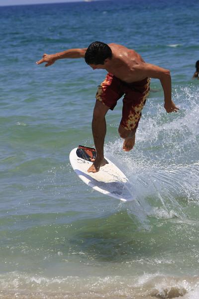Boca Raton FL Beach Skim Boarding July 4th 2007 (180)