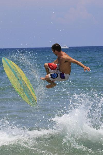 Boca Raton FL Beach Skim Boarding July 4th 2007 (184)