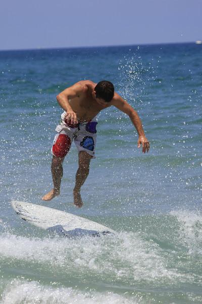 Boca Raton FL Beach Skim Boarding July 4th 2007 (173)