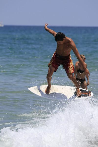 Boca Raton FL Beach Skim Boarding July 4th 2007 (194)