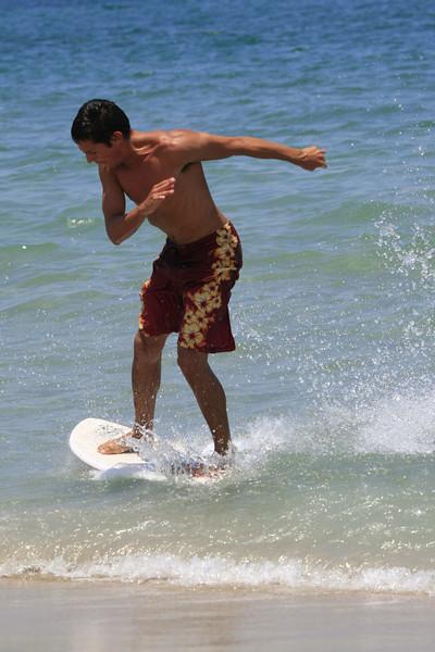 Boca Raton FL Beach Skim Boarding July 4th 2007 (177)