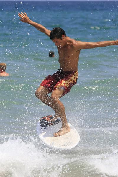 Boca Raton FL Beach Skim Boarding July 4th 2007 (71)