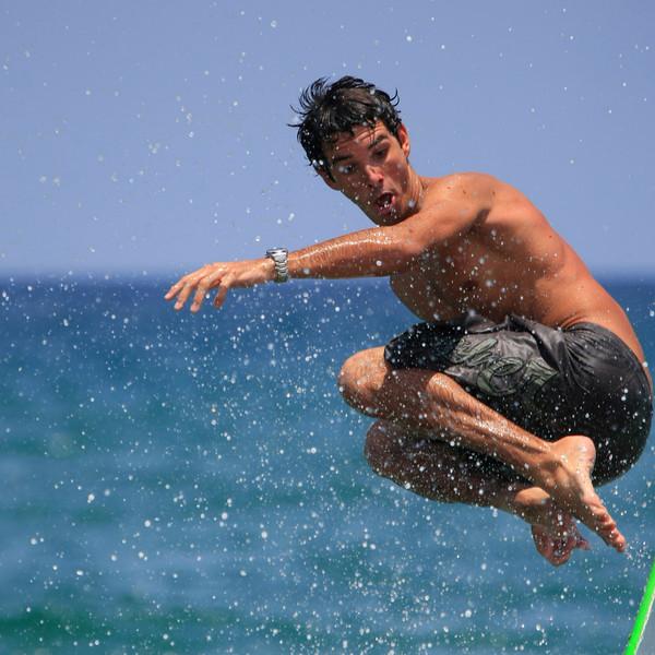 Boca Raton FL Beach Skim Boarding July 4th 2007 (21)