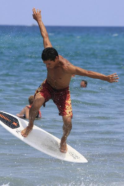 Boca Raton FL Beach Skim Boarding July 4th 2007 (64)