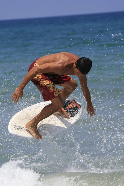 Boca Raton FL Beach Skim Boarding July 4th 2007 (90)