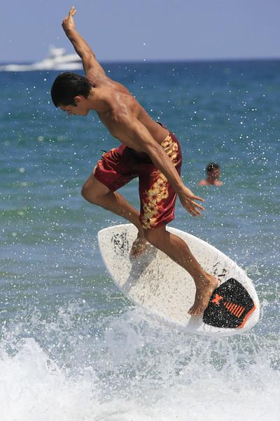 Boca Raton FL Beach Skim Boarding July 4th 2007 (73)