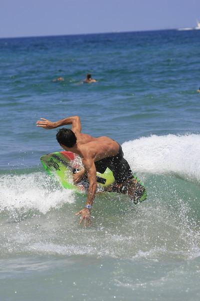 Boca Raton FL Beach Skim Boarding July 4th 2007 (208)