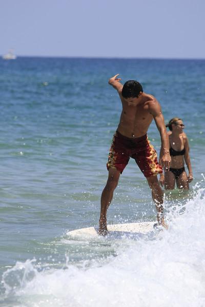 Boca Raton FL Beach Skim Boarding July 4th 2007 (193)
