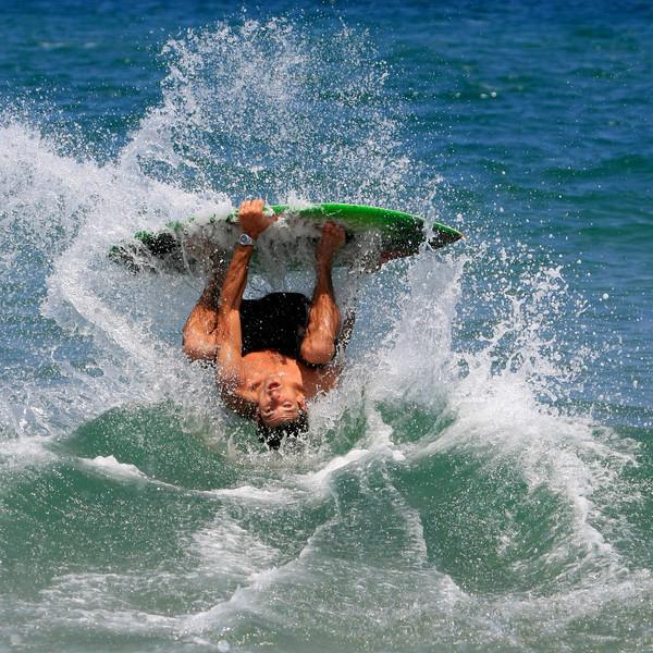 Boca Raton FL Beach Skim Boarding July 4th 2007 (24)