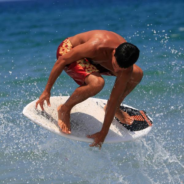 Boca Raton FL Beach Skim Boarding July 4th 2007 (7)