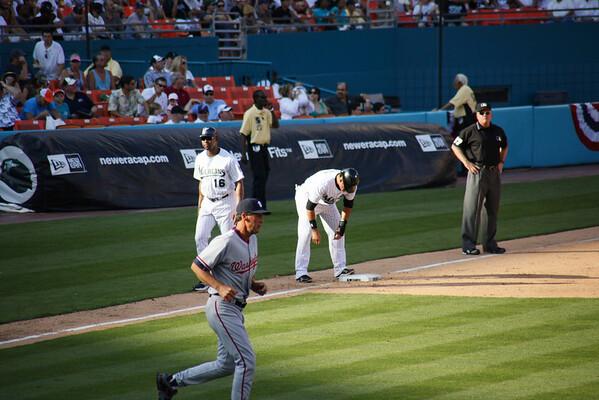 Florida Marlins vs Washington Nationals April 6, 2009 4pm -  (196)