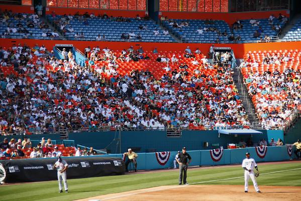 Florida Marlins vs Washington Nationals April 6, 2009 4pm -  (138)