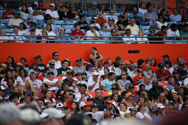 Florida Marlins vs Washington Nationals April 6, 2009 4pm -  (258)