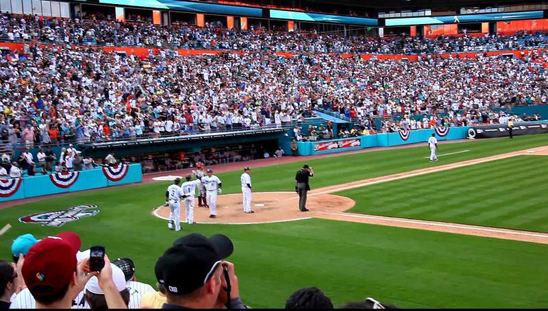 Florida Marlins vs Washington Nationals April 6, 2009 HD Video -  (14)