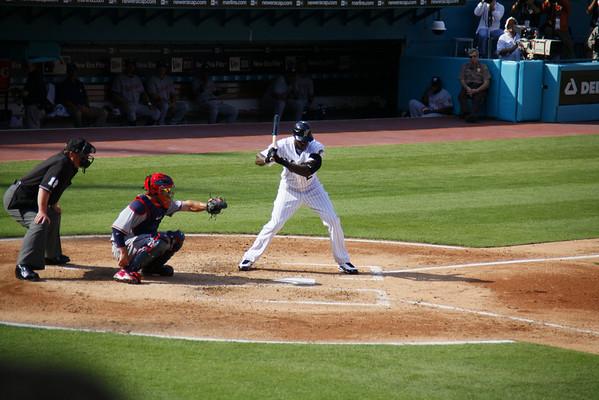 Florida Marlins vs Washington Nationals April 6, 2009 4pm -  (121)