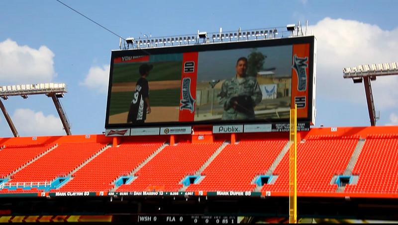 Florida Marlins vs Washington Nationals April 6, 2009 HD Video -  (7)