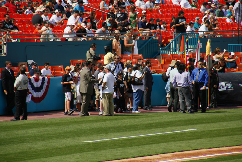 Florida Marlins vs Washington Nationals April 6, 2009 4pm -  (8)