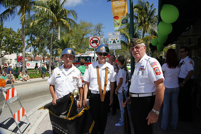 St. Patrick's Day event, Delray Beach Atlantic Avenue 41st Annual event, March 14, 2009