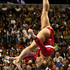 2008+Olympic+Team+Trials+Gymnastics+Shawn Johnson competes on the balance beam during day two of the 2008 U S  Olympic Team Trials for gymnastics at the Wachovia Center on June 20, 2008 in Philadelphia
