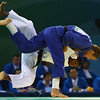 Olympics+Day+5+Judo+Edith Bosch of the Netherlands competes against Sisilia Rasokisoki of Fiji in their Women's 70 kg Preliminary judo bout at the University of Science and Technology Gymnasium