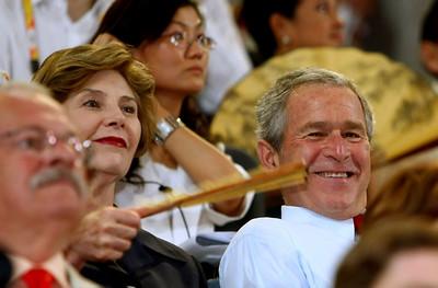Olympics+bush 6