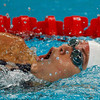 Olympics+Day+3+Swimming+Natalie Coughlin of the United States finishes the Women's 200m Individual Medley Heat 3 in first place held at the National Aquatics Center