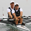 Olympics+Day+5+Rowing+Rob Waddel (back) and Nathan Cohen of New Zealand compete in the Men's Double Sculls Semifinal race at the Shunyi Olympic Rowing-Canoeing Park
