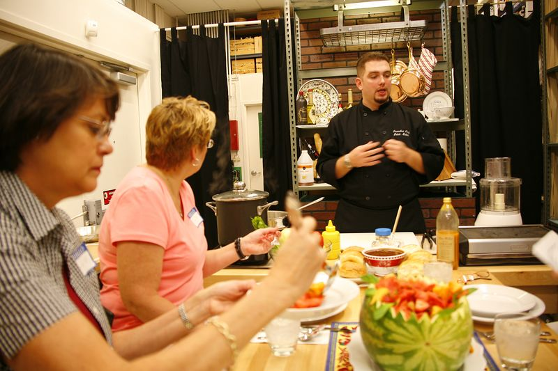 Willaims-Sonoma Cooking Classes - 1108