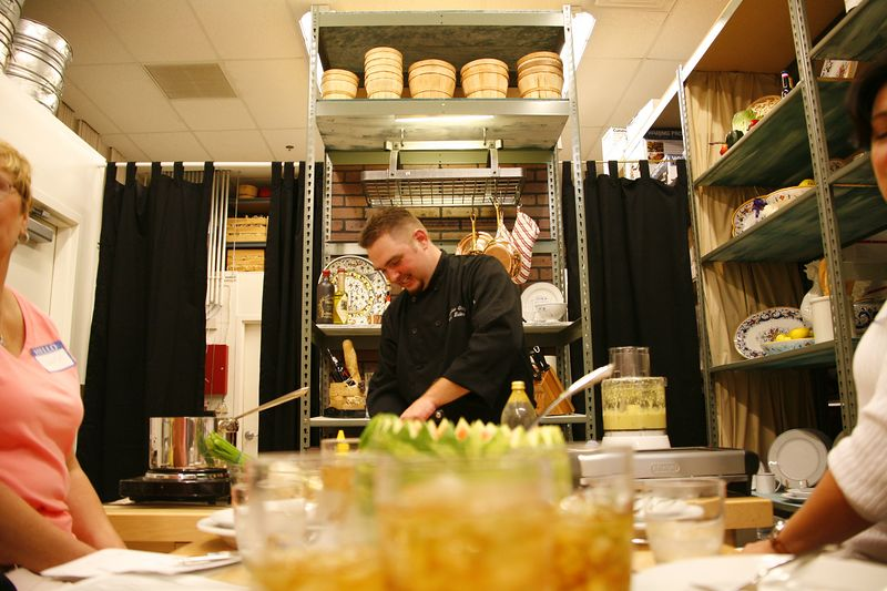 Willaims-Sonoma Cooking Classes - 1141