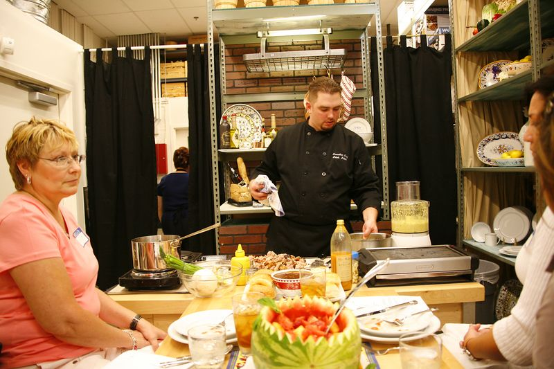 Willaims-Sonoma Cooking Classes - 1142
