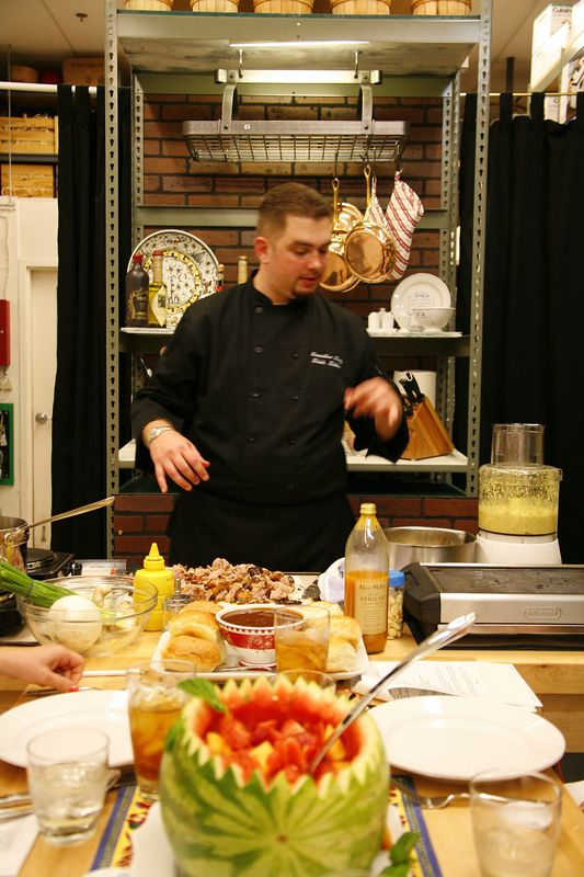 Willaims-Sonoma Cooking Classes - 1143