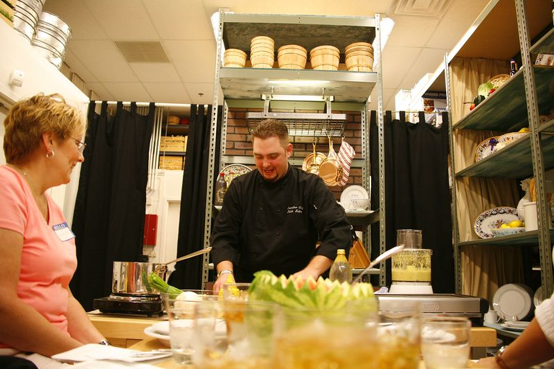 Willaims-Sonoma Cooking Classes - 1140