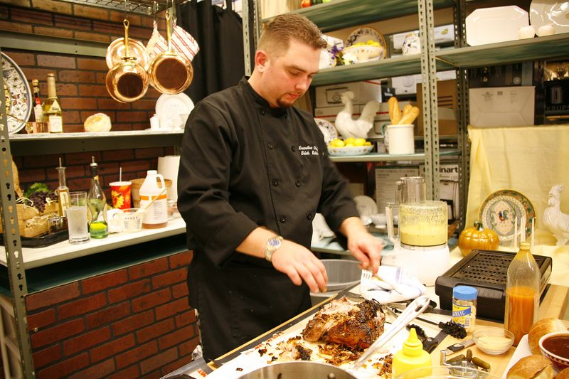 Willaims-Sonoma Cooking Classes - 1134