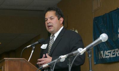 Sam Pedroza, PAN President