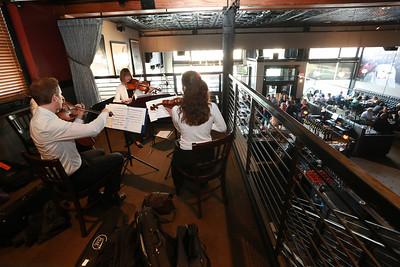 The Belin String Quartet at Americana  - 3/31/2014