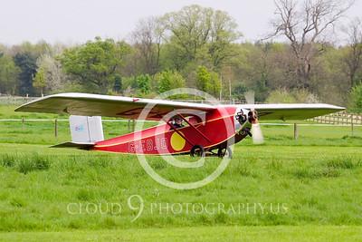 CIW--ANEC II Monoplane 00001 by Tony Fairey