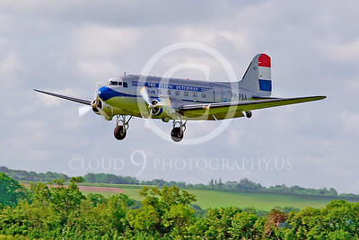 ALPPN-Douglas DC-3 00002 Flying Dutchman by Tony Fairey