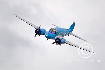 CIW-Avro Anson 00016 Avro Anson by Tony Fairey