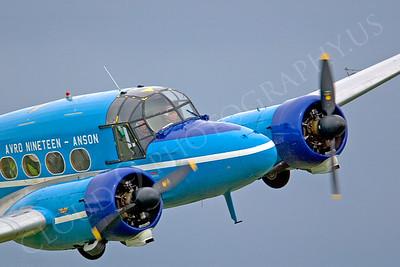 CIW-Avro Anson 00010 Avro Anson by Tony Fairey