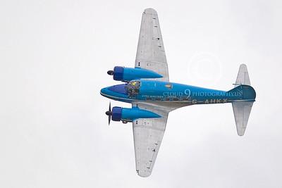 CIW-Avro Anson 00014 Avro Anson by Tony Fairey
