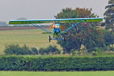 CIW - Danby Hc Pietenpol Air Camper G-OHAL 00012 by Tony Fairey
