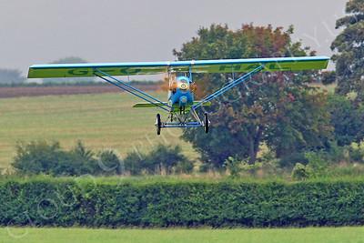 CIW - Danby Hc Pietenpol Air Camper G-OHAL 00012 by Tony Fairey