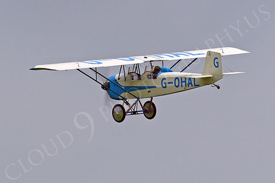 CIW - Danby Hc Pietenpol Air Camper G-OHAL 00022 by Tony Fairey