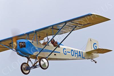 CIW - Danby Hc Pietenpol Air Camper G-OHAL 00004 by Tony Fairey