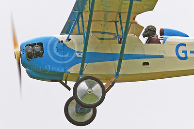 CIW - Danby Hc Pietenpol Air Camper G-OHAL 00014 by Tony Fairey