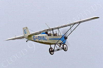 CIW - Danby Hc Pietenpol Air Camper G-OHAL 00006 by Tony Fairey