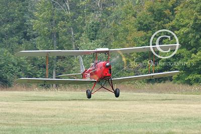 de Havilland Tiger Moth 00101 by Peter J Mancus