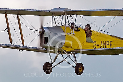 CIW-de Havilland DH 82 Tiger Moth 00024 by Tony Fairey