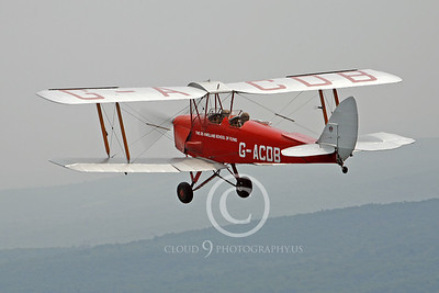 de Havilland Tiger Moth 00134 by Peter J Mancus